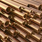 Прокат бронзовый-труба БрАЖН 10-4-4 42х8,5 фото