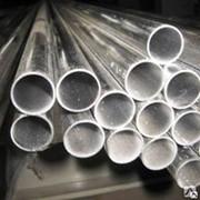 Труба алюминиевая 120x32.5 мм фото