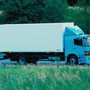 """Автомобильная срочная доставка грузов """"от дверей до дверей"""" фото"""