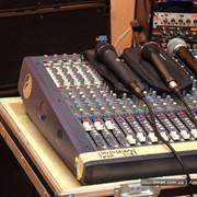 Прокат микшерных пультов (звукоподающее оборудование) фото