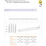 Cветодиодные лампы Т8 высокого качества ТМ VITO,