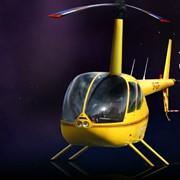 Прогулки на вертолете фото