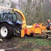 Рубительная машина Jensen (Измельчитель древесины) фото