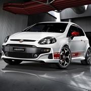 Легковой автомобиль Fiat Punto фото