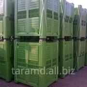 Контейнеры для хранения и перевозки фруктов и овощей фото