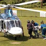 Полеты по оказанию медицинской помощи фото