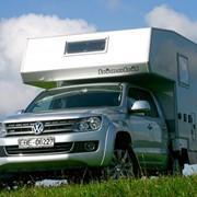 Жилой модуль + авто Volkswagen Amarok фото