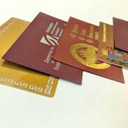 Визитные карточки изготовление' фото