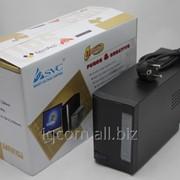 Источник бесперебойного питания 600VA 360W SVC V-600 1x 12V/ 7,5 Ah 315x130x210 фото