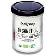 """Органическое масло кокоса """"DARMAN"""", 430 мл. фото"""