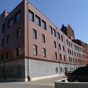 Фасад вентилируемый фото