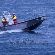 Вспомогательный катер t650 alu фото