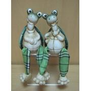 Черепашки Болтушки -висячие ножки, 2 вида в ассорт., арт. 9810444 фото