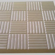 Формы пластиковые для производства тротуарной плитки, искусственного камня, архитектурного декора, заборов, памятников (от производителя) фото