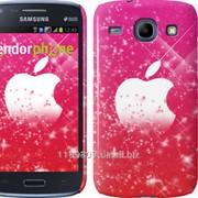 Чехол на Samsung Galaxy Core i8262 pink apple 1620c-88 фото