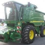 Комбайн зерноуборочный John Deere 9680 WTS фото