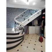 Лестницы для дома в рассрочку фото