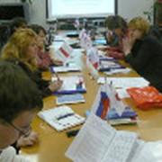 Посещение выставок' семинаров фото