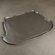 Коврик в багажник Nissan Murano 2002-2008 (полиуретановый с бортиком) фото
