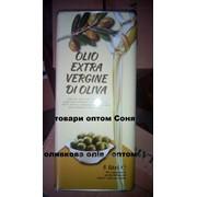 Оливковое масло Extra Vergine Di Oliva 5л Италия фото