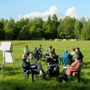 Тренинги личностного роста.Тренинги эффективной командной работы и группового взаимодействия на природе (outdoor teambuilding). Тренер- Ваврик Т. Ю. фото