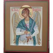 Именная икона Св.Ангел-хранитель фото
