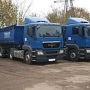 Автотранспортные услуги по перевозке ГПС фото