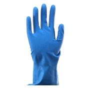 Перчатки хозяйственные двухслойные. фото