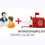 Система контроля поручений и почта с доменом взоне.pro фото