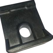 Плита упорная полимерная фото