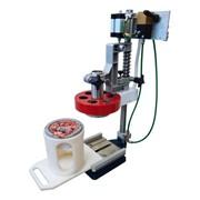 Пневматическая установка запайки пластиковых стаканчиков фото