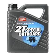 Cамосмешивающееся беззольное масло Teboil 2T Special Outboard фото