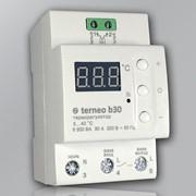 Цифровой терморегулятор Тerneo b30 фото