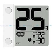 Оконный цифровой термометр с прозрачным дисплеем RST 01291 фото