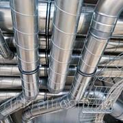 Изоляции вентиляционных систем фото