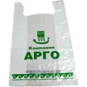 Пакет АРГО фирм. маечка 9773 фото