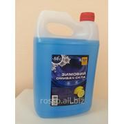 Концентрат омывателя 4л -80, жидкость для омывания лобового стекла фото