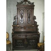 Охотничий шкаф.Конец 18-го века.Германия. фото