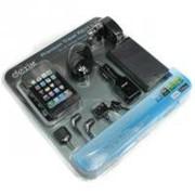 Сетевое зарядное устройство Dexim Premium Travel Adapter Kit (DPA 035-B) фото