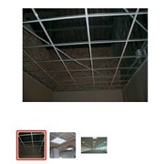 Монтаж подвесного потолка фото