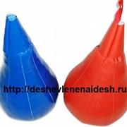Груша боксерская искусственная кожа/тент (ГБИ-1) 5кг 95 фото