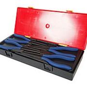 JTC-K5042 Набор инструментов 4 предмета слесарно-монтажный (клещи удлиненные) в кейсе JTC фото
