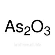 Мышьяк (III) , оксид 99,99% metals basis, 10 г 40370 фото