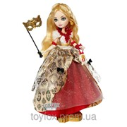 Кукла Ever After High Thronecoming Apple White Эвер Афтер Хай Эппл Уайт Бал Коронации фото