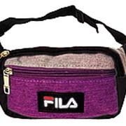 Поясная сумка №20 FILA фиолетовый фото