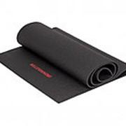 Коврик для йоги 6 мм черный VF97501-06 фото