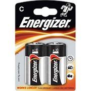 Батарейка C щелочная Energizer LR14-2BL MAX в блистере 2шт. фото