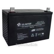 Аккумуляторная батарея BB Battery MPL 110-12/B6 фото