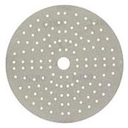 Круг шлифовальный Mirka IRIDIUM 150мм 121 отверстий Р240 фото