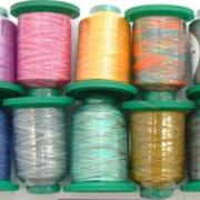 Нитки для вышивания Isacord 40 Multocolor фото